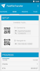 Fast File Transfer v2.1.0