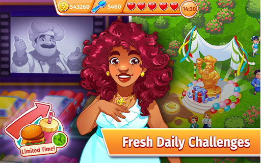 Cooking Craze screenshot 4