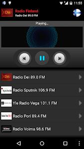 RADIO FINLAND screenshot 2