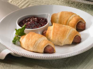 Sausage Roll Ups Recipe