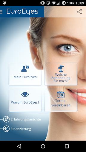 EuroEyes - Nie wieder Brille