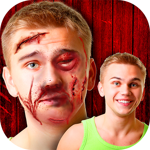 Bruised Face - Fake Injury Photo Editor