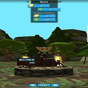 Subway Runner Ninja 3D - náhled