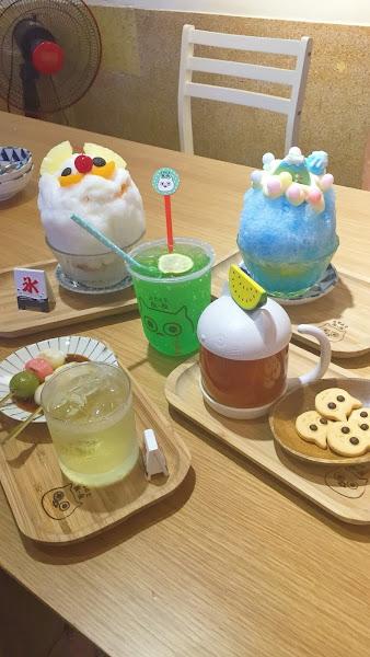 友·友tomotomo 2號成功店 cp值超高、可愛精緻的冰店(完整菜單)