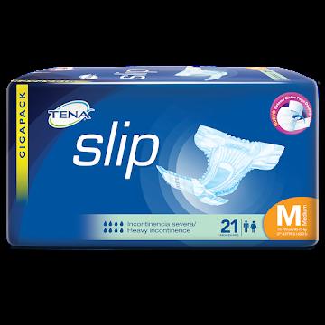Pañales adulto TENA Slip talla M x21Und