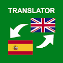 Spanish - English Translator : free & offline icon