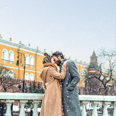 Bryllupsfotograf Yuna Bashurova (gunabashurova). Foto fra 09.01.2019