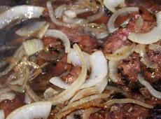 Liver & Onion Sandwich Recipe
