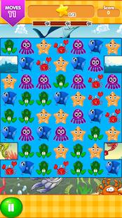 Ocean Blast Match 3 Game - náhled