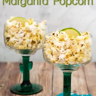 Alcohol Flavored Popcorn Recipes
