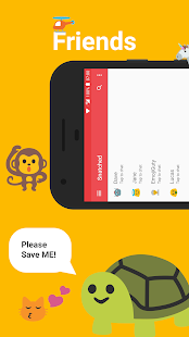 Snatched -Say it with a Emoji with this Emoji chat - náhled