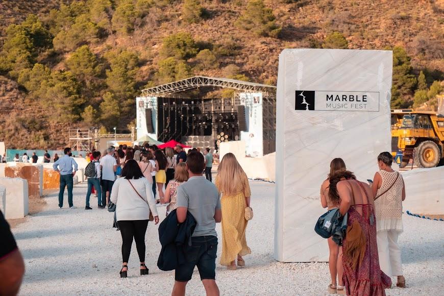 El Marble Music Fest cerrará esta noche con la actuación de Loquillo