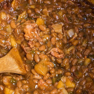 Apple Baked Beans