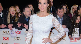 Gemma Atkinson forgets Strictly moves without eye contact