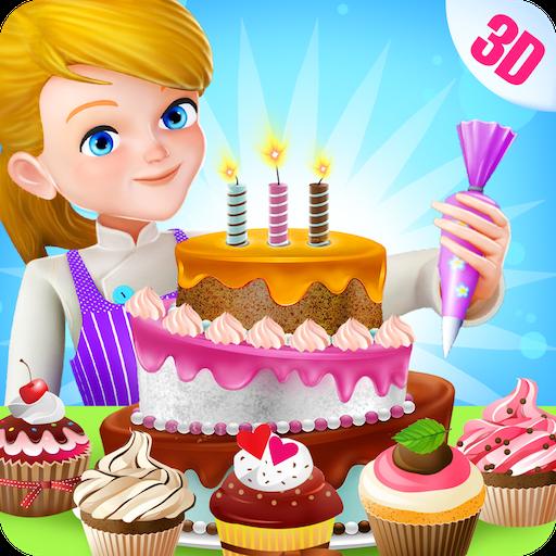 Yummy Cake Maker 3D