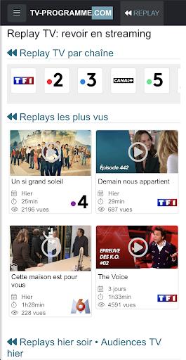 Programme TV 3.0 screenshots 2