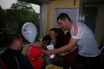 Photo: Ir traukiny vaikų radom:)