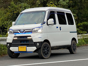 ハイゼットカーゴ  クルーズ ビジネスパック 5MT 4WDのカスタム事例画像 とねっとさんの2020年11月06日16:40の投稿