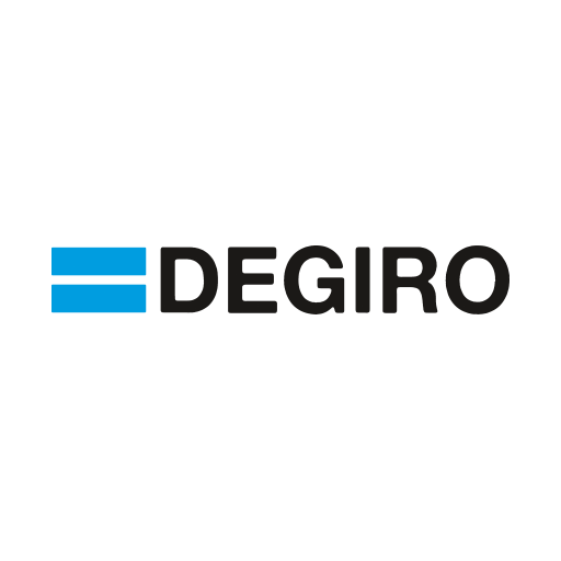 DEGIRO - Mobile Stock trading Icon