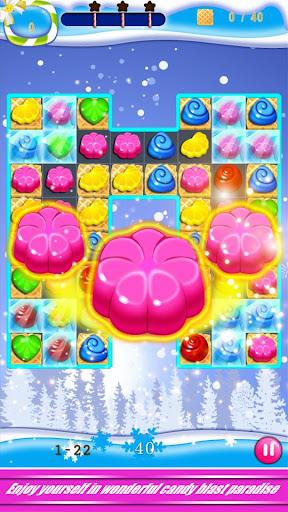 キャンディクリスマスの楽園
