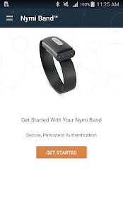 Nymi Band- screenshot thumbnail