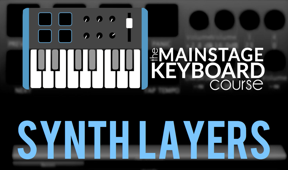 course plus synth layers collections