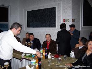 Photo: Gürbüz SÜLEYMANOĞLU ve Necmi KADIOĞLU