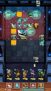 Battle Bouncers Mod Apk 1.21.4 (God Mode/One Hit Kill/No Mana Cost) 8