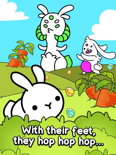 Rabbit Evolution - Tapps Games apkpoly screenshots 5