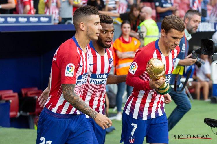 Le Bayern Munich aurait déjà bouclé le transfert d'un joueur de l'Atlético Madrid
