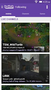 Twitch v4.0.0