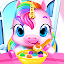 My Baby Unicorn - Magical Unicorn Pet Care Games