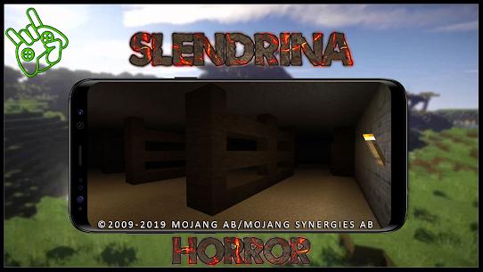 Map Slendrina Horror 1