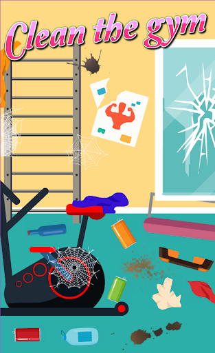 Gym Style - Doll Dress up Games 1.4 screenshots 2
