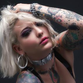 Jessie by Jean by Jean Perrin - People Body Art/Tattoos ( tattoos, tattoo )