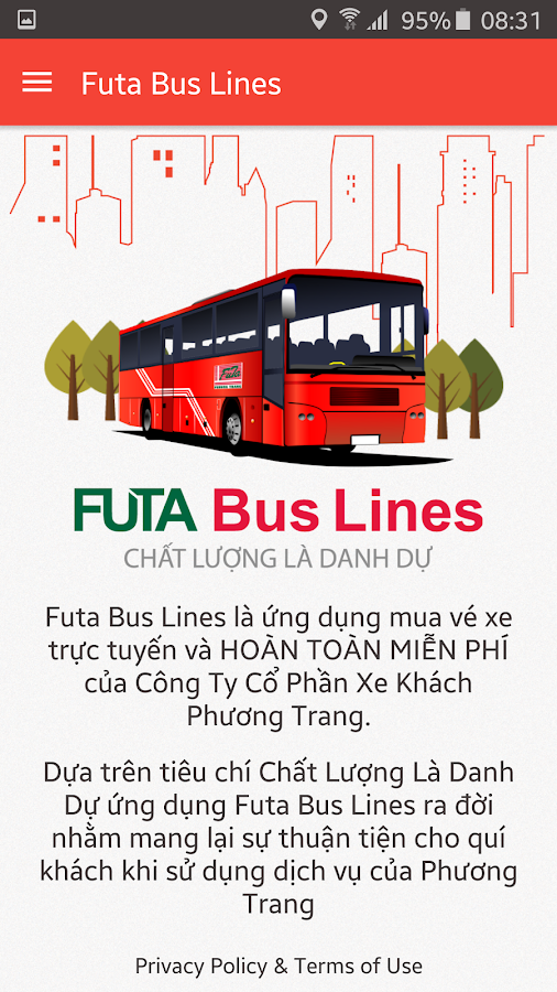 Futa Bus- screenshot