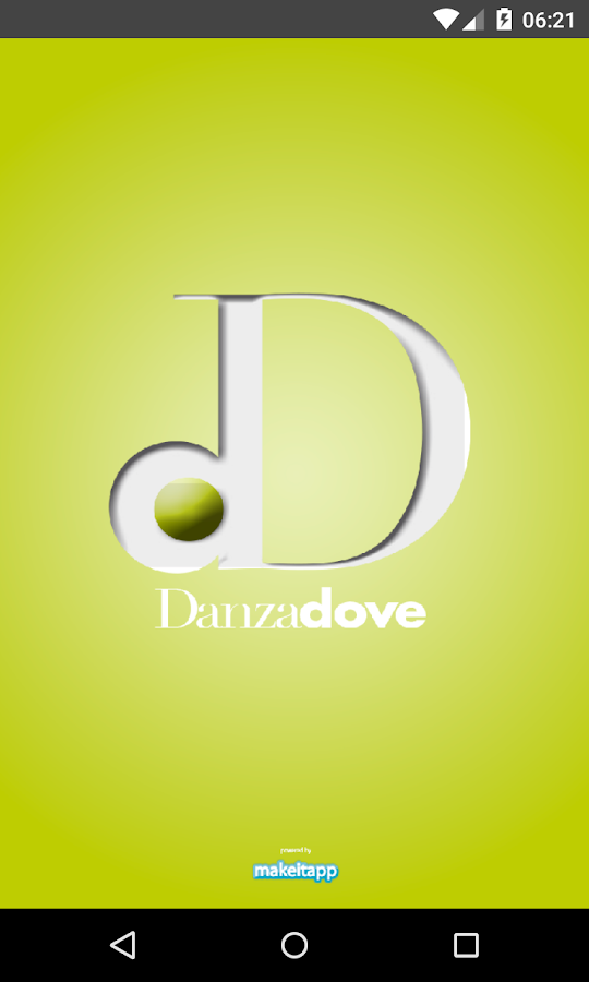 DanzaDove- screenshot