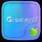 Gradient GO Keyboard Theme