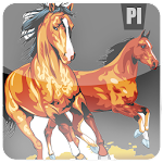 Wild Derby Riding - Horse Race Icon