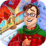Christmas Sweeper Mansion Icon