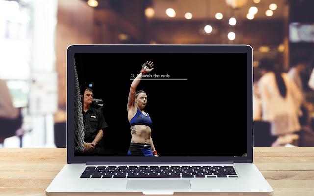 Cynthia Calvillo HD Wallpapers MMA Theme