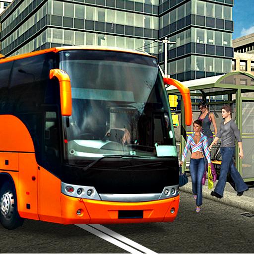 疯狂巴士司机 賽車遊戲 App LOGO-APP試玩