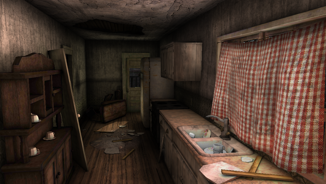 House of Terror VR Cardboard- screenshot
