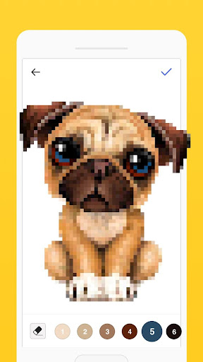 Bixel - Color by Number, Pixel Art 1.7.0 screenshots 1