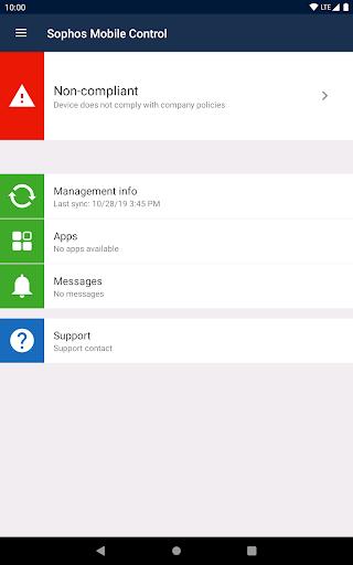 Sophos Mobile Control screenshot 14