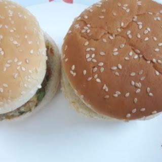 Healthy Soya Burgers