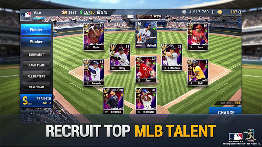 MLB 9 Innings GM filehippodl screenshot 2