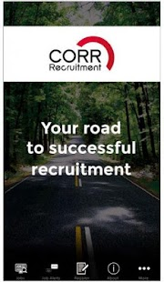 Corr Recruitment- screenshot thumbnail