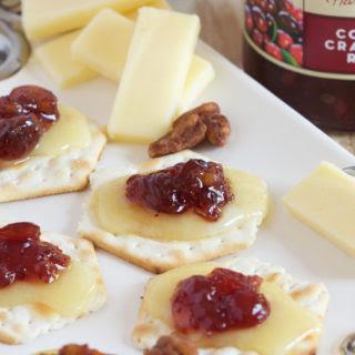 Cranberry Relish Appetizer