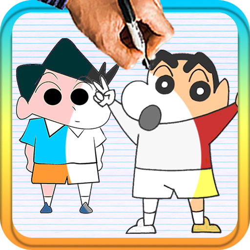 About How To Draw Crayon Shin Chan Characters Google Play Version